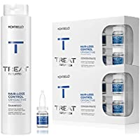 MONTIBELLO PACK ANTICAIDA_HAIR-LOSS CONTROL CRYOACTIVE_ CHAMPU300ML + AMPOLLAS 20x7ML_*NECESER DE REGALO*
