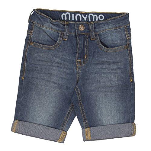 Minymo - Basic 11 - Malthe -Denim Shorts, Jeans per bambini e ragazzi, blu (blau (Ragazzi Jean Shorts)