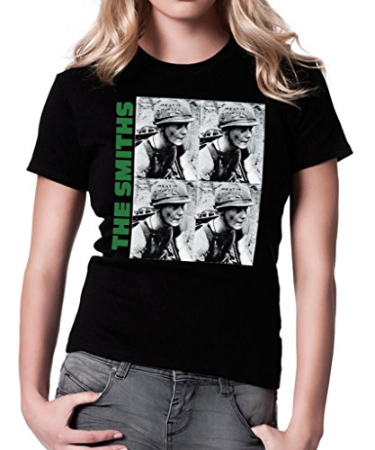 The Smiths Meat Is Murder Women's T-shirt. XS to XXL