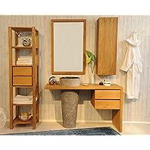 Badezimmermöbel teakholz  Suchergebnis auf Amazon.de für: teakholz badmöbel