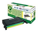 Armor K15463 4000páginas Amarillo tóner y