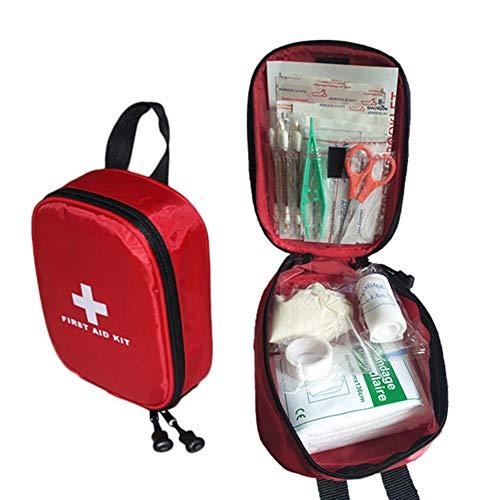 Syfinee Erste Hilfe Koffer Tasche Tragbar Notfall Rettung Koffer Box
