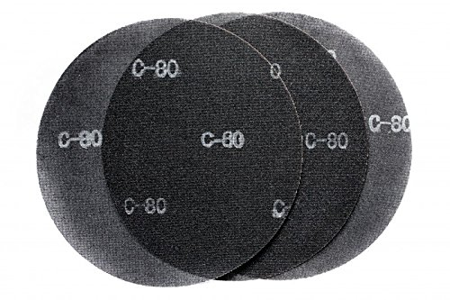 5 Stück SANDERSHARK Schleifgitter 406 mm SIC Korn 220 Markenqualität