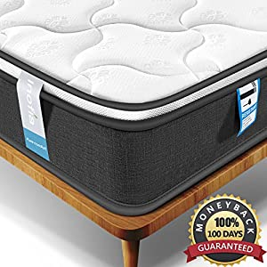 Inofia Pocket Sprung Mattress with7-Zone Support System