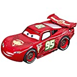 Carrera 20030751 - Digital 132 Disney/Pixar Cars Lightning McQueen, Fahrzeug, neon