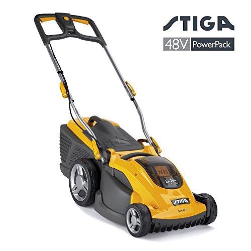 Stiga Combi 40 AE Tondeuse électrique à batterie, moteur...