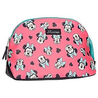 Disney Minnie Mouse Wink Make Up Bag Bolsos Neceser Vanity Estuche por Mujeres Chicas
