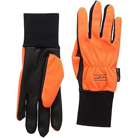 HART Modus Blaze - Guantes de caza para hombre, color naranja, talla S