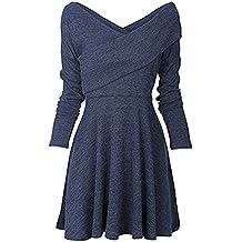 detailed look b1f7e 5f10f Suchergebnis auf Amazon.de für: Winterkleider Damen
