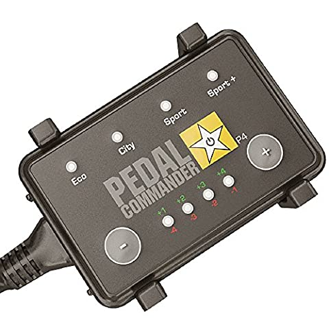 Pedal Commander throttle response controller for all BMW 2000 and newer - Increases Throttle Response; Available for ALL BMW's 3 series, 4 series, 5 series, 6 series, 7 series M3, M5, M6, X