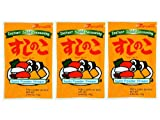 Tamanoi - Sushi No Ko Pulver - 3er Pack (3 x 75g) - Reisessigpulver aus Japan