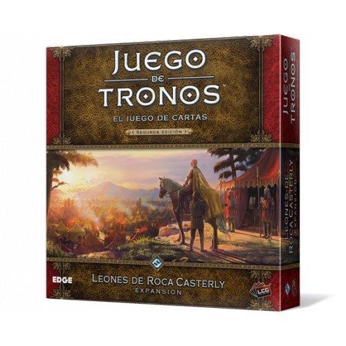 Juego de Tronos - Leones de Roca Casterly, el Juego de Cartas 2ª edic