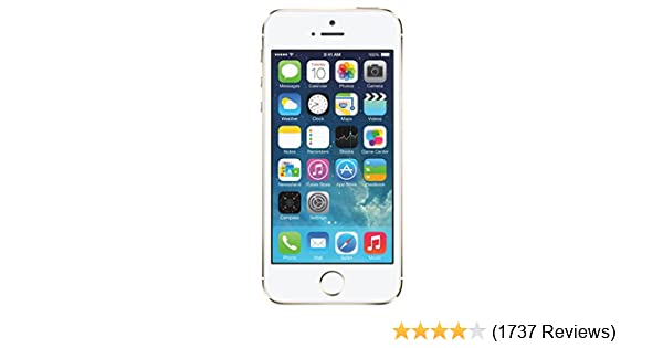 Apple iPhone 5s (Gold c6657565db