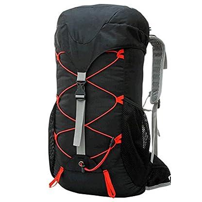 Beibao Montar Mochila, Bolsa de Bicicleta de montaña, Paseos a Bolsa de Viaje al Aire Libre, Tanto en Hombres y Mujeres, al Aire Libre de Gran Capacidad de 30L