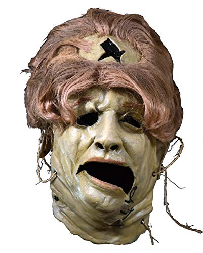 Horror-Shop The Texas Chainsaw Massacre Grandma Maske für Halloween