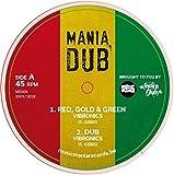 "Red Gold & Green, Terror (Vinyl 10"")"