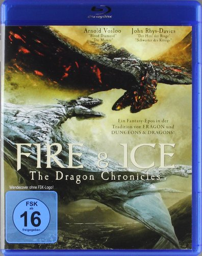 FIRE   ICE THE DRAGON CHR - MO