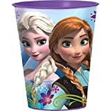 American Greetings Frozen 473ml Kunststoff Party Tasse, Party Supplies