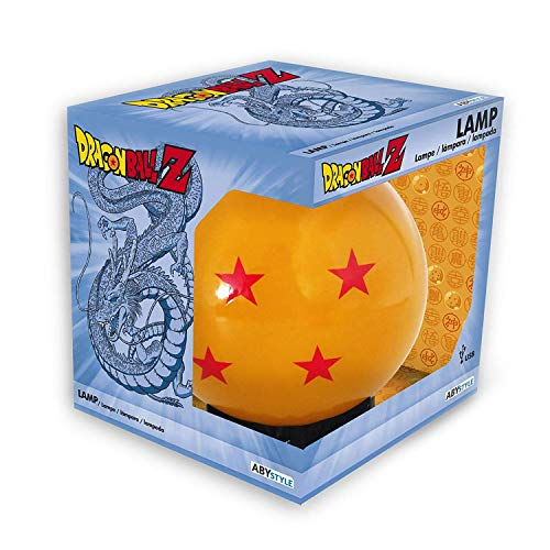 Dragonball Z - Drachenball USB Lampe - Offizielle Dragonball ABYstyle