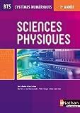Sciences physiques BTS systèmes numériques 2e année