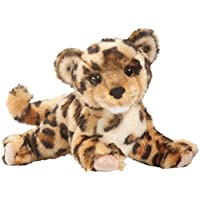 Cuddle Toys 1871 Wildlife Leopard Plush Toy, 36 cm Long