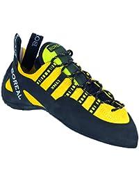Boreal Lynx - Zapatos deportivos unisex, color amarillo, talla 7