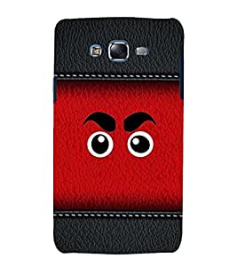 printtech Abstract Leather Pattern Back Case Cover for Samsung Galaxy Core i8262 / Samsung Galaxy Core i8260