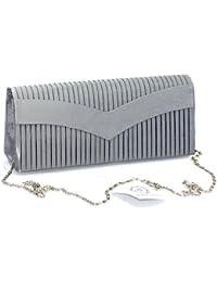 Monte Lovis concepteur dames pochette avec bandoulière est idéal comme un sac de mariée ou un sac de danse dans différentes couleurs!
