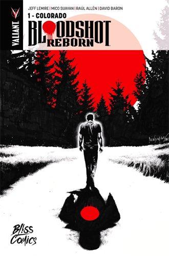 Bloodshot Reborn T01 par Jeff Lemire