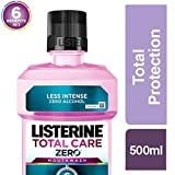 Listerine Total Care Zero Mouthwash Smoo...