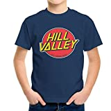 Hill Valley Hoverboards Back To The Future Kid's T-Shirt