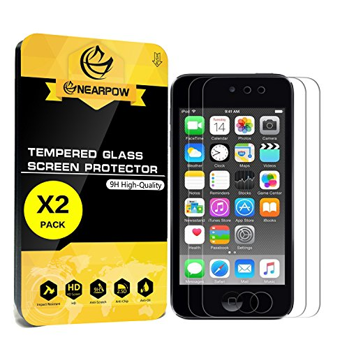 2-pack-ipod-touch-6th-5th-gen-screen-protector-nearpowr-2015-released-tempered-glass-screen-protecto