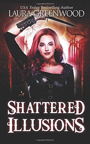 Shattered Illusions: A Paranormal Reverse Harem (Ashryn Barker)