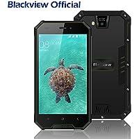 "Outdoor Smartphones, Blackview BV4000pro Android 7.0, Dual-SIM Smartphones ohne vertrag, 4,7 ""HD Display, 8MP + 2MP Kameras, 16GB ROM + 2GB RAM, IP68 Wasserdicht, Stoßfest, 3680mAh Outdoor Handy"