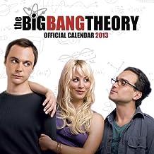 Big Bang Theory Calendar 2013