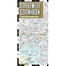 Streetwise Copenhagen Map