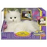 Hasbro 89987 FurReal Friends - Katze Lulu (farblich sortiert) - Art Nummer: Braun / Weiss Lulu 92464