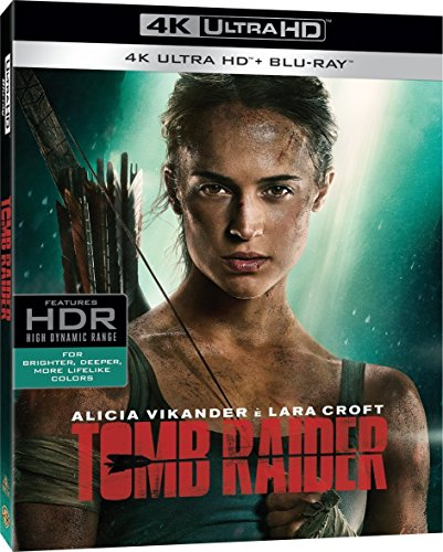 Tomb Raider (4K UHD + Blu-Ray)