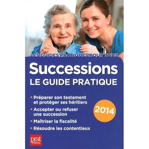Successions : Le guide pratique