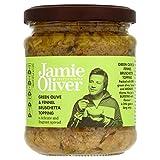Jamie Oliver Aceituna Verde Y El Hinojo Desmoche Bruschetta (180g) (Paquete de 6)