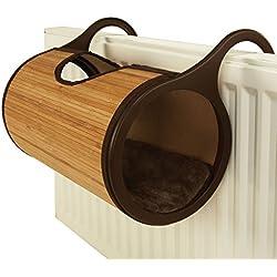 Rosewood, cama de gato para colocar en radiador