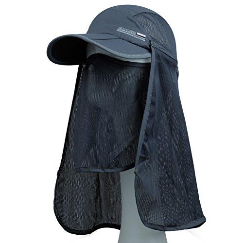 Été anti-UV Sun Hat/Chapeaux en plein air/Chapeaux d'équitation D