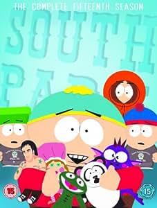 South Park: Season 15 [DVD]