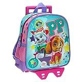 La Patrulla Canina-Sac à dos pour la crèche et la maternelle avec chariot Best Pup Ever