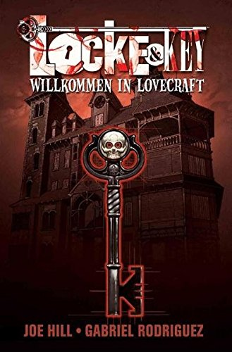 Locke & Key, Band 1: Willkommen in Lovecraft