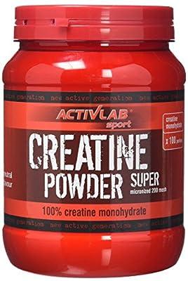 Activlab 500 g Neutral Super Creatine Powder by Activlab