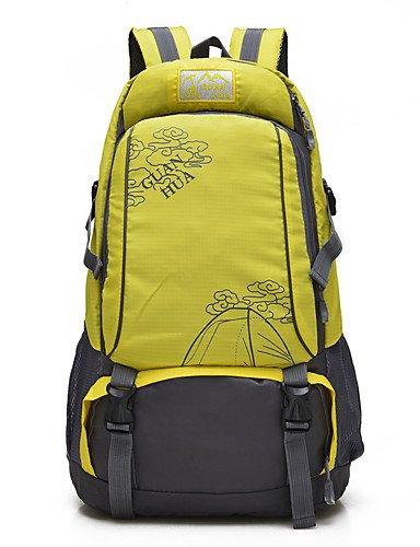 HWB/ 40 L Travel Organizer / Rucksack / Tourenrucksäcke/Rucksack Camping & Wandern DraußenWasserdicht / Schnell abtrocknend / tragbar / Blue