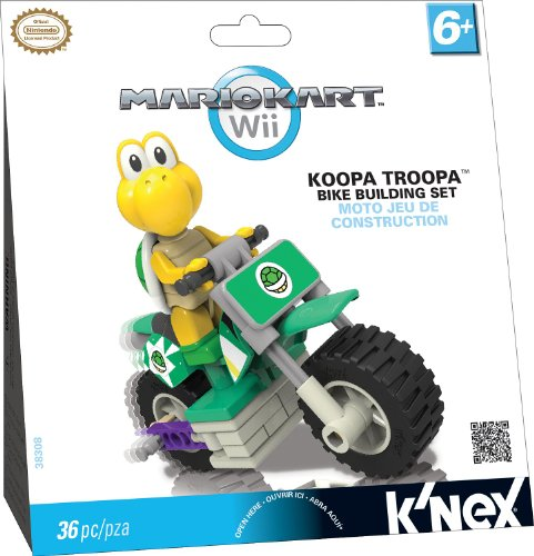 art Wii Koopa Troopa-Bike Konstruktion Set, 30-teile ()