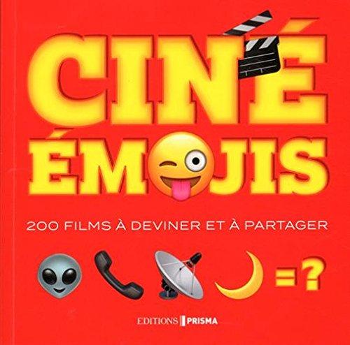 Ciné émojis : 200 films à deviner et à partager