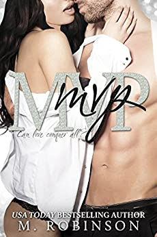 MVP (VIP Book 3) by [Robinson, M.]
